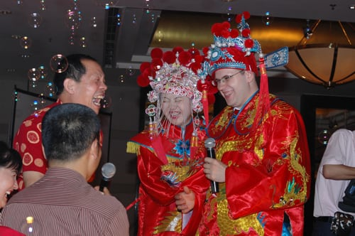 Traditional Chinese Marriage