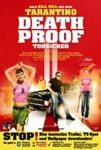 Death Proof Bluetooth Poster
