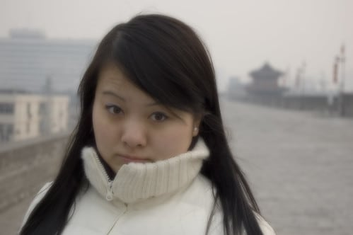 My Angel Jiajia.