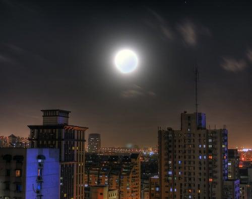 Shanghaian Summernight.