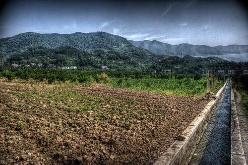 Hunan Countryside.