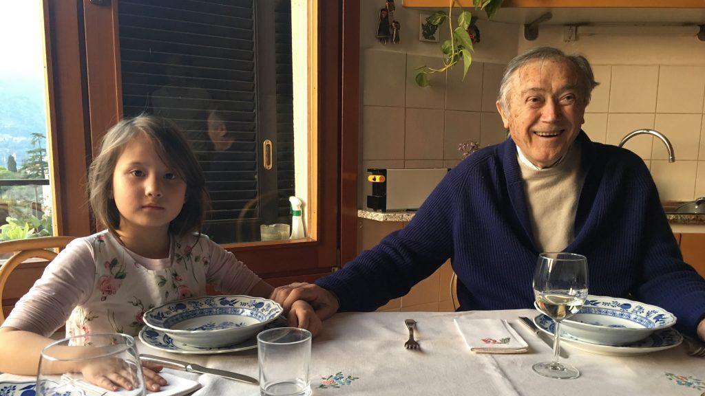Emily & Nonno